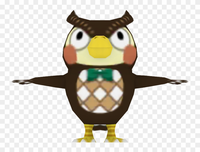 Animal Crossing New Leaf Png Owl Animal Crossing Transparent
