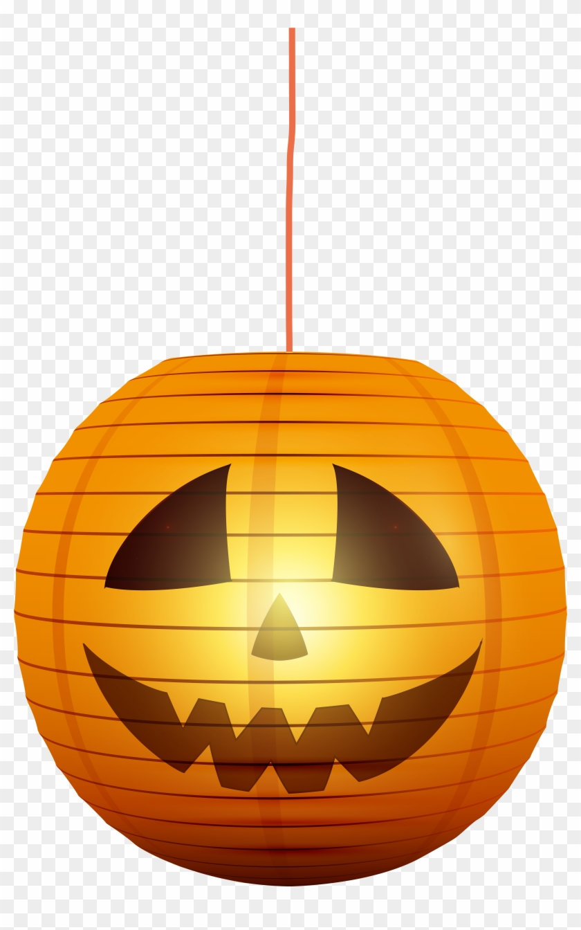 Halloween Pumpkin Clipart Transparent Background.Halloween Pumpkin Lantern Png Transparent Clip Art