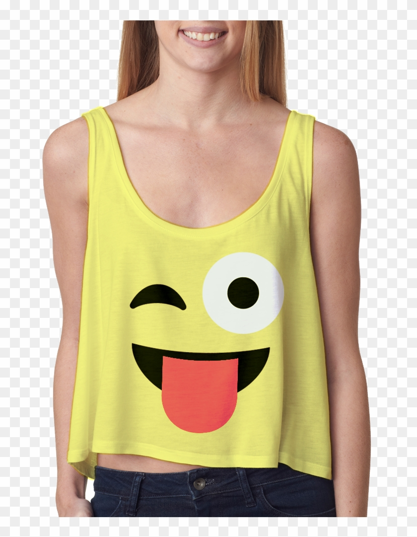 Fun Emoji Girls Training Bras Crop Tops 4-Pack