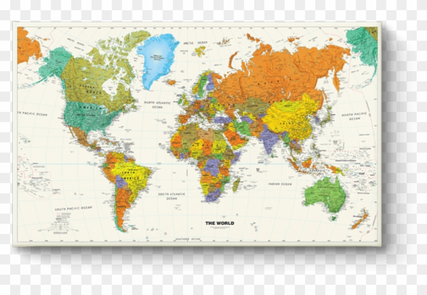 Free Png Download High Quality World Map In Hd Png - High ...