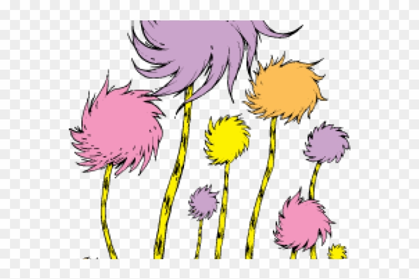 The Lorax Clipart Truffula Trees Lorax Png Transparent Png 640x480 835649 Pinpng