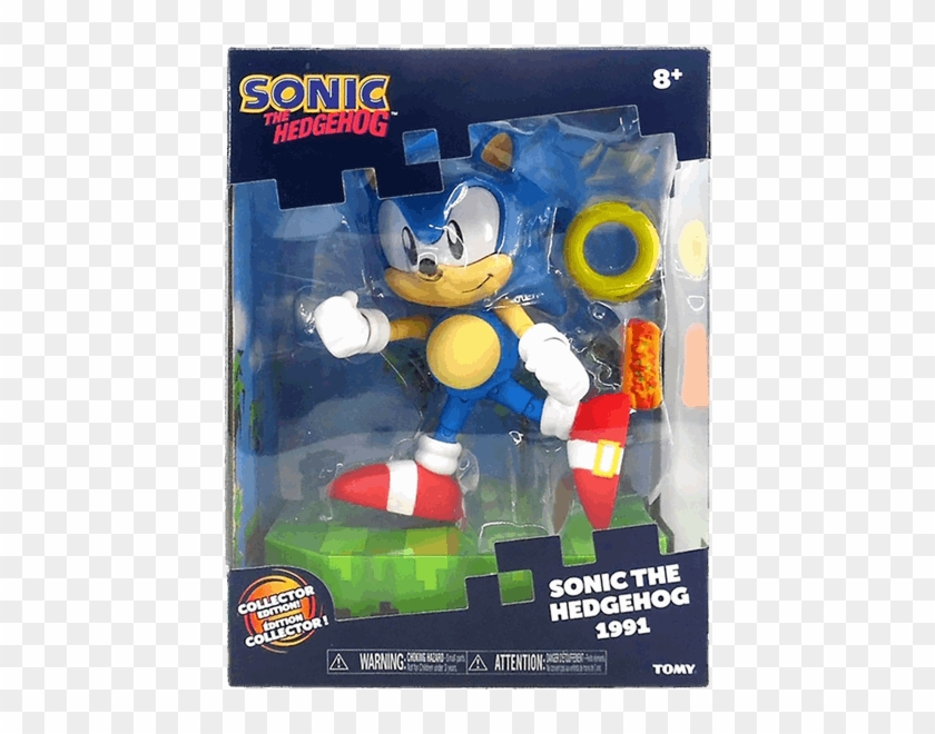 1 Of Tomy Classic Sonic Ultimate Figure Hd Png Download 600x600 864261 Pinpng