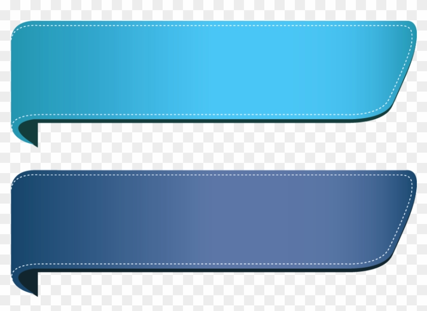 Blue Banner Png Image Banner Ribbon Png Transparent Png 929x654 99583 Pinpng