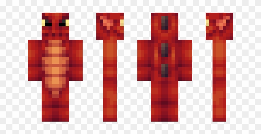 Minecraft Redstone Steve Skin Hd Png Download 750x442 901627
