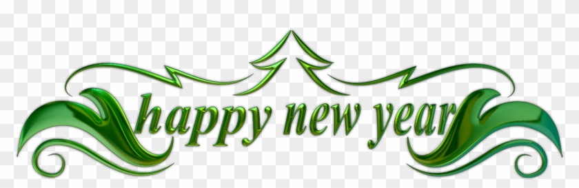 Happy New Year Transparent Background 89