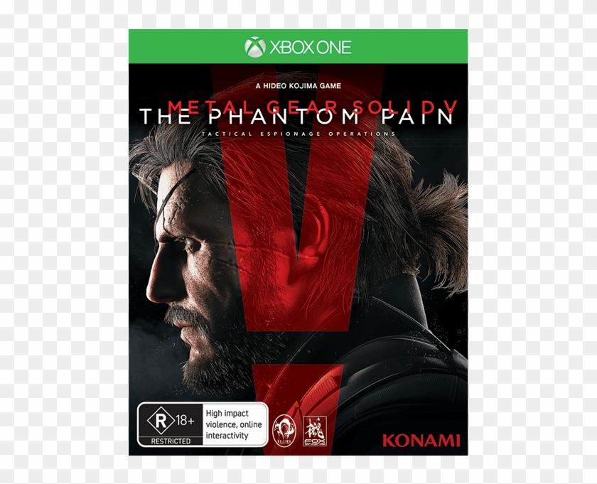 Metal Gear Solid V - Ps3 Metal Gear Solid V, HD Png Download